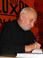 Author photo. By Luděk Kovář, Wikimedia Commons, <a href=&quot;https://commons.wikimedia.org/w/index.php?curid=11781192&quot; rel=&quot;nofollow&quot; target=&quot;_top&quot;>https://commons.wikimedia.org/w/index.php?curid=11781192</a>