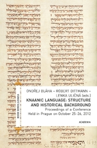 Knaanic Language: Structure and Historical…