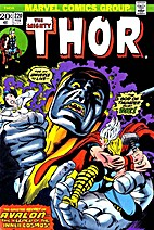 Thor # 220 by Gerry Conway