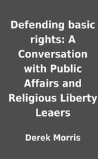Defending basic rights: A Conversation with…
