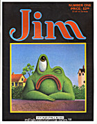Jim Vol. 1 #1 by Jim Woodring