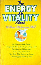 The Energy and Vitality Book by W. Peter…