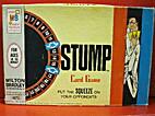 Stump {game} by Milton Bradley