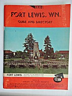 1962 Fort Lewis, Wn., Guide and Directory.