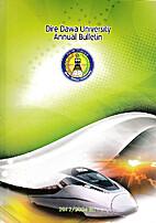 Dire Dawa University Annual Bulletin - 2012…
