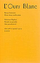 Parade au paradis (des paradisiers) by…