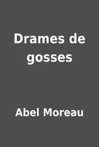 Drames de gosses by Abel Moreau