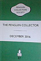 Penguin Collectors` Society: December 2016…