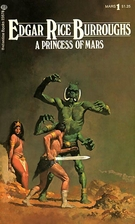 A Princess of Mars by Edgar Rice Burroughs