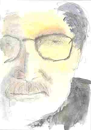 """Author photo. From Yamrus's website: """"The sketch shown below is by Swedish artist Henry Denander."""""""