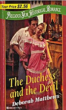 The Duchess and the Devil by Deborah…