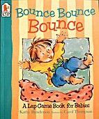 Bounce Bounce Bounce: A Lap Game Book for…