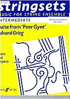 Suite from 'Peer Gynt' by Edvard Grieg