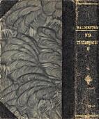 Nya Testamentet, andra delen by P.…