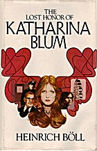 The Lost Honor of Katharina Blum: How…