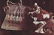 Author photo. Pope Paul III inspired by Faith to call an Ecumenical Council by Sebastiano Ricci, 1687-8.