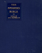 THE SPEAKERS BIBLE - THE GOSPEL ACCORDING TO…