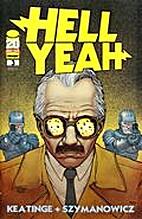 Hell Yeah #3 by Joe Keatinge
