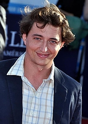 Author photo. Benh Zeitlin at the American Film Festival in Deauville 2012. Photo: Georges Biard.