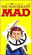 Non-Violent Mad by Mad Magazine
