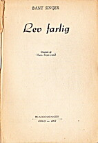 Lev farlig (You're Wrong, Delaney) by Bant…