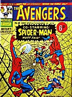The Avengers #8 (UK Edition) by Stan Lee