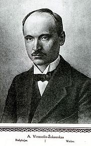 Author photo. by Adomas Kliučinskis.