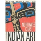 Northwest coast Indian art by Erna Gunther