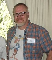 Author photo. Gary Trousdale [credit: Wikimedia Commons user Boungawa]