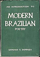 An introduction to modern Brazilian poetry;…