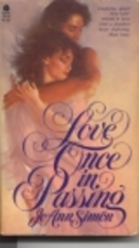 Love Once in Passing by Jo Ann Simon