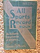 All-Sports Record Book 1932 Edition