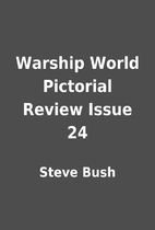 Warship World Pictorial Review Issue 24 by…