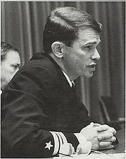 Author photo. U.S. Naval Institute