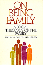 On Being Family by Ray S. Anderson