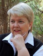 Author photo. Courtesy <a href=&quot;http://www.margaretmaron.com/&quot;>Margaret Maron</a>