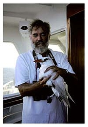 Author photo. Cameron B. Kepler [credit: Pacific Biodiversity Information Forum]