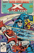X-Factor Annual #3 - Unnatural Selection by…