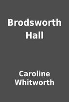 Brodsworth Hall by Caroline Whitworth