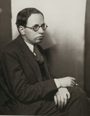 Author photo. Courtesy of the <a href=&quot;http://digitalgallery.nypl.org/nypldigital/id?TH-46643&quot;>NYPL Digital Gallery</a> (image use requires permission from the New York Public Library)
