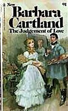 The Judgement of Love by Barbara Cartland