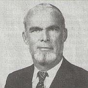 Author photo. Robert W. Herrick [credit: Find A Grave user Elsie Lee]
