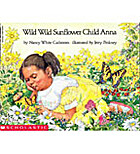 Wild Wild Sunflower Child Anna by Nancy…