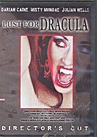 Lust for Dracula [movie] by Tony Marsiglia