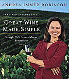 Great Wine Made Simple: Straight Talk from a…