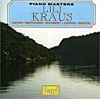 Piano Masters: Lili Kraus (the 1938 Solo…