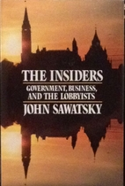 The Insiders: Government, Business, And The…
