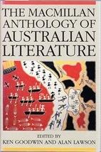 The Macmillan Anthology of Australian…