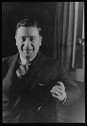 Author photo. Photo by Carl Van Vechten, Nov. 30, 1932 (Library of Congress, Prints & Photographs Division, Carl Van Vechten Collection, Digital ID: van 5a52713)