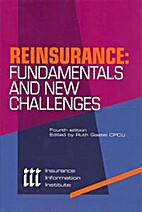 Reinsurance: Fundamentals and New Challenges…